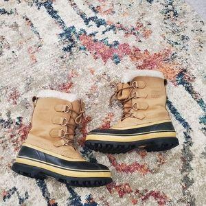 Sorel Caribou buff boots